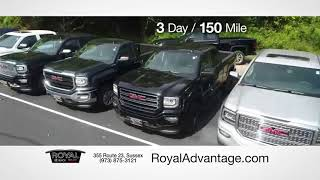 Royal Buick GMC, GM Certified Pre Owned, March 2018