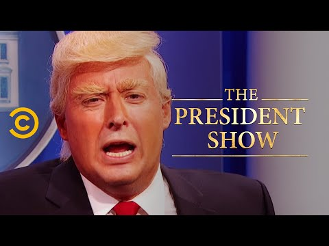 Friends Wanted  The President Show
