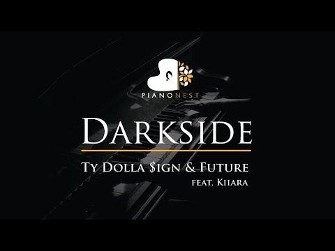 Ty Dolla $ign & Future - Darkside (feat. Kiiara) - Piano Karaoke / Sing Along / Cover with Lyrics