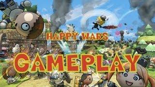 Happy Wars gameplay: Good or bad game? [HD]