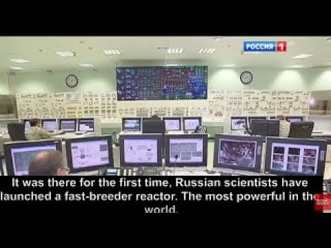 EXCLUSIVE: Russians scientists develop new type of fuel in top secret plutonium fa