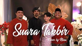 Cover images Suara Takbir - Malaykustik Feat Niesa (Official Music Video) P Ramlie