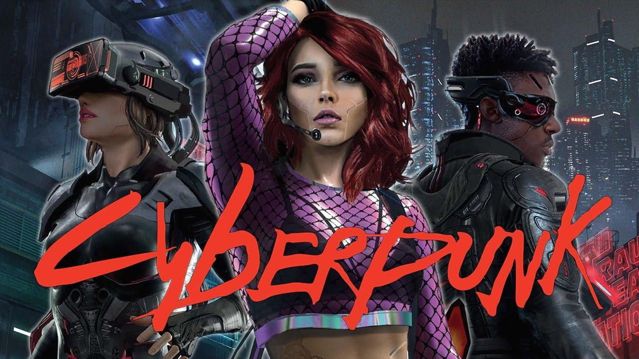 Risultati immagini per cyberpunk red