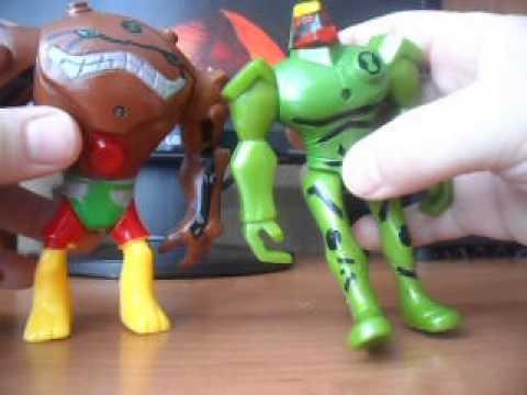 Бен тен игрушки омниверс