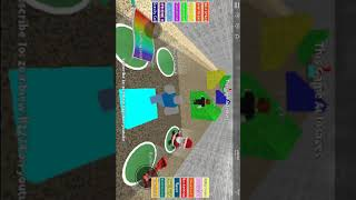 Playing Roblox FLW There Galerinha