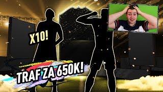IN-FORM wart 650.000 TRAFIONY! 10x WALKOUT! PIĘKNA HISTORIA! | JUNAJTED FIFA 20