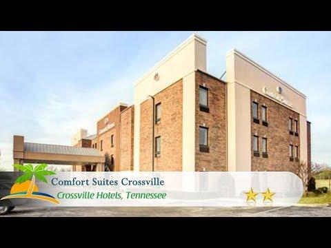 Comfort Suites Crossville - Crossville Hotels, Tennessee