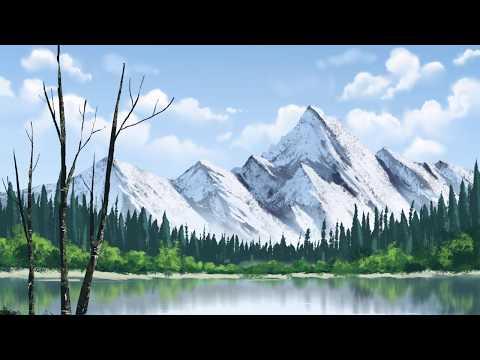 paint anime style tree using firealpaca doovi