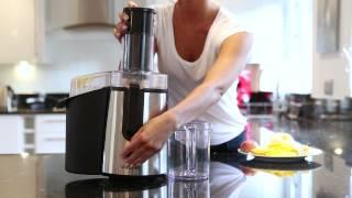 VonShef Professional Whole Fruit Power Juicer