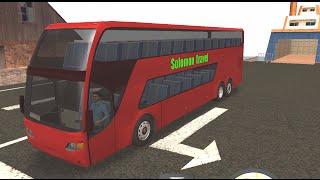 Coach Bus Simulator - NEW DOUBLE DECKER COACH