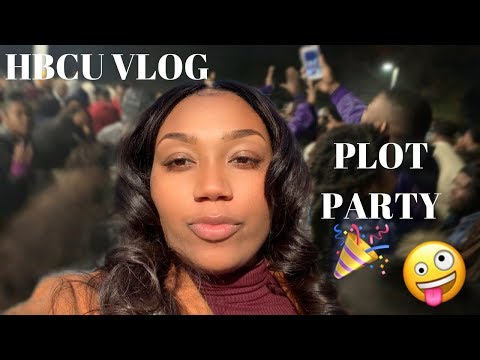 HBCU COLLEGE VLOG #14 | SUCH A LIVE PARTY | BOWIE STATE UNIVERSITY | ARI T