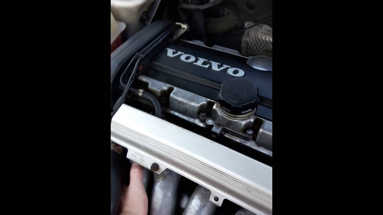 small resolution of vacuum leak on a volvo v70