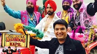 Comedy Nights With Kapil | Akshay Kumar, Amy Jackson | Singh Is Bling Promotion | 27 Sep Episode
