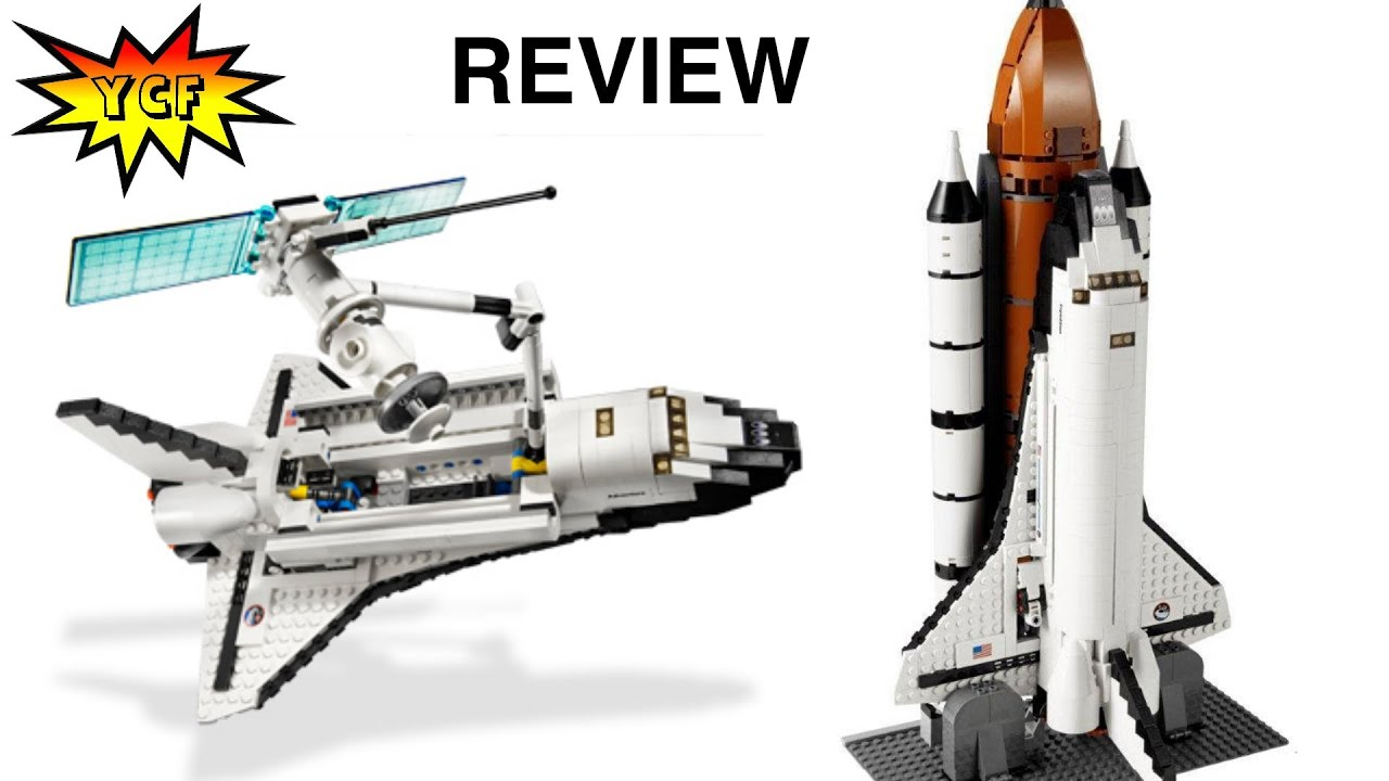 lego shuttle expedition review set 10231 space shuttle. Black Bedroom Furniture Sets. Home Design Ideas