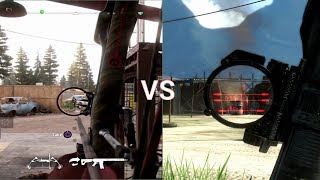 Far Cry 5 vs. Far Cry 3 Stealth Gameplay