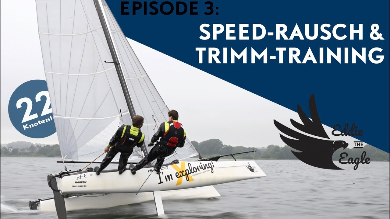 Speed-Rausch & Trimm-Training – Eddie the Eagle, Part 3