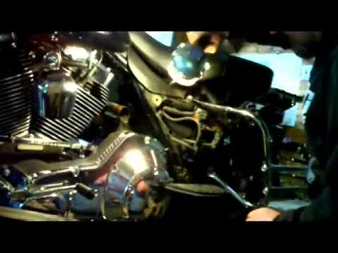 Harley Fullsac True Duals Kit Installation