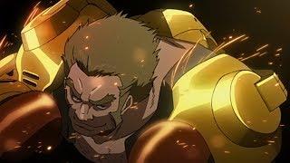 TVアニメ『メガロボクス』 ファイナリストPV グレン・バロウズ
