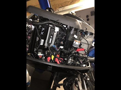 VesselView Mobile How to install on single engine outboard 40hp and