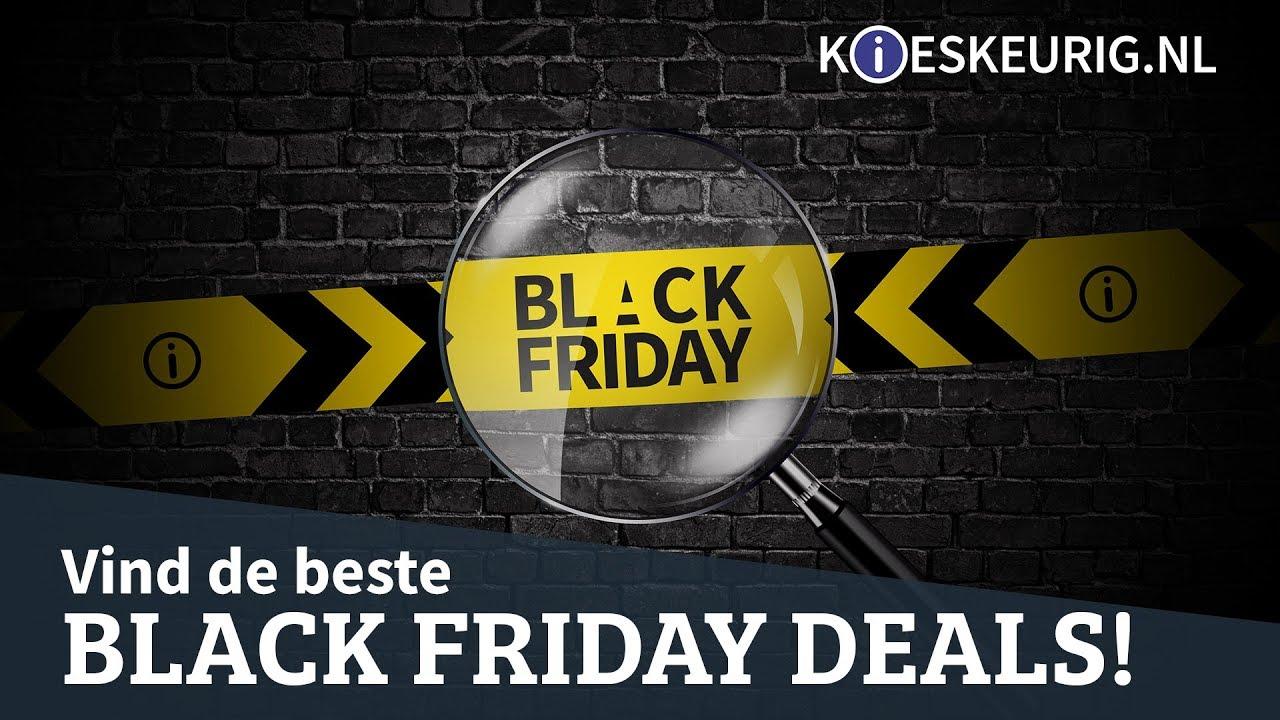 Black Friday Zo Vind Je De Beste Deals Youtube