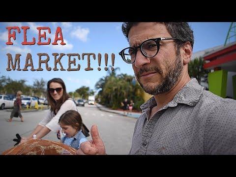 The Festival Flea Market - Ft. Lauderdale, Florida [travel Vlog]