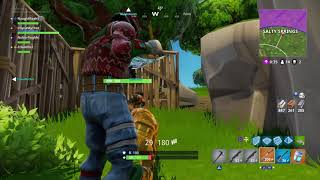 Fortnite Battle Royale| I'm The Real Clutch God