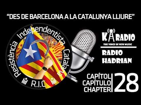 Hadrian radio week 28.4 Spanish version