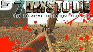 7 Days To Die Gameplay: HAPPY DAY MONTAGE! E2 (Alpha 11 Walkthrough )