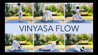Vinyasa Flow | Follow Along