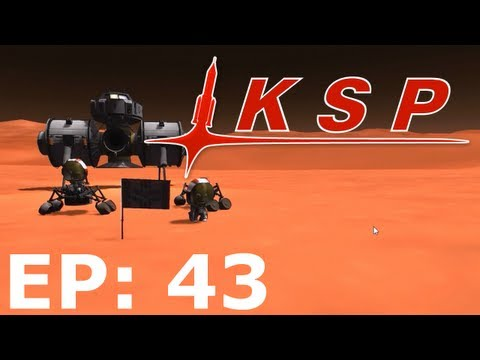 Kottabos Space Program EP43 - Launching A Lab With Rovers To Duna