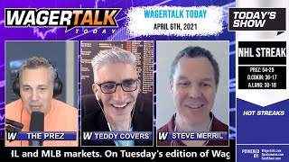 Daily Free Sports Picks | Masters Betting Preview and NBA Picks on WagerTalk Today | April 6