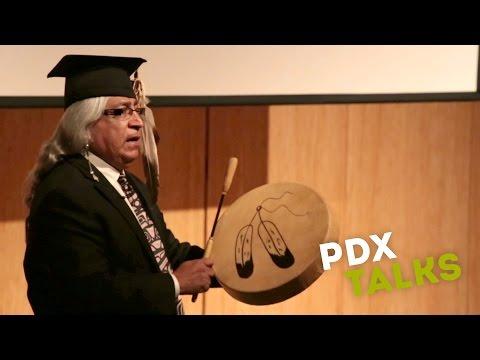 Cornel Pewewardy : Fearless Advocate : PDXtalks