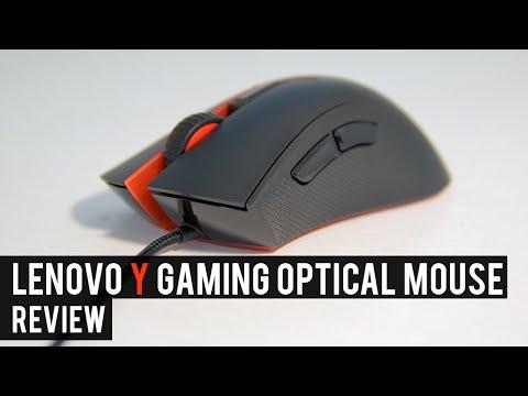 RAZER DEATHADDER ALTERNATIVE? | Lenovo Y Gaming Optical Mouse