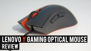 RAZER DEATHADDER ALTERNATIVE? | Lenovo Y Gaming Optical Mouse