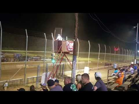 CRATE LATE MODEL FEATURE ACTION @ POTOMAC SPEEDWAY!! 6/15/18