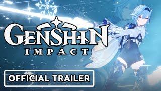Genshin Impact - Official Version 1.5 Trailer (Eula & Yanfei)
