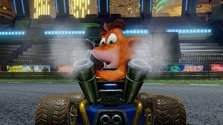 Crash Team Racing Nitro-Fueled (PS4)