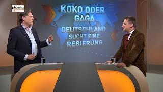 """Augstein und Blome vom 15.12.2017:  """"KOKO ODER GAGA - DEUTSCHLAND SUCHT EINE REGIERUNG"""""""