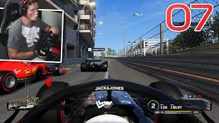 [28.72 MB] F1 2019 Career Mode - Part 7 - Car Trouble in Monaco