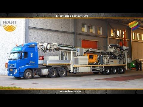 Fraste FS 600 - Deep Drilling rig