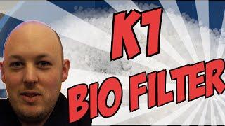 Aquaponics moving bed bio filter ( 50 Litres K1)