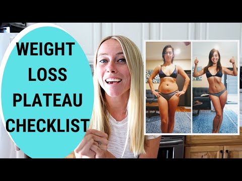 5 Questions To Ask Yourself If You're Not Losing Weight [Weight Loss Plateau]