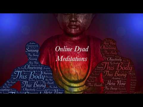 Free online dyad meditation in real-time one-on-one (Trailer)