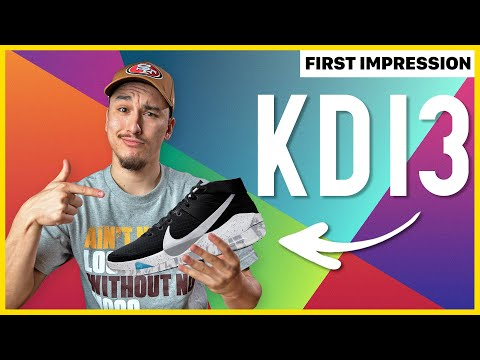 Nike KD 13 Review/First Impression!