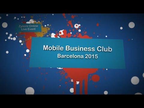 Mobile Business Club Barcelona Febrero 2015