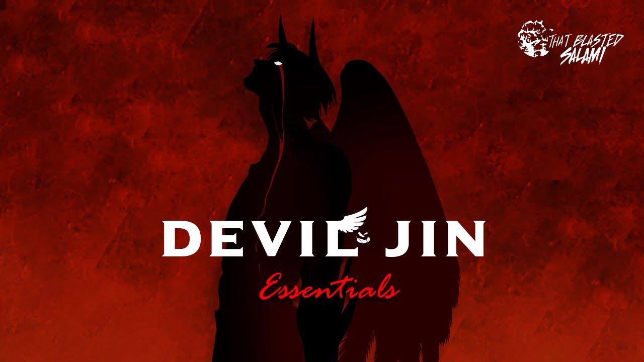 Devil Jin Essentials Tekken 7 4k Youtube