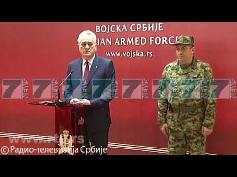 KOSOVA E SERBIA NE PRAG LUFTE - News, Lajme - Kanali 11