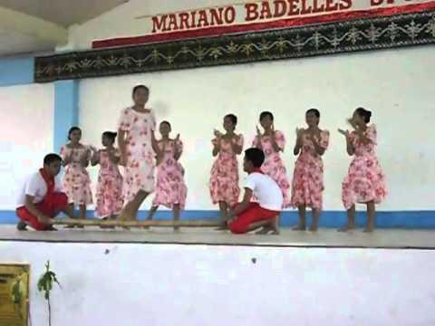 Philippine folk dance (tinikling) Winner :)