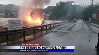 Dan Thorn: The Return To Howard