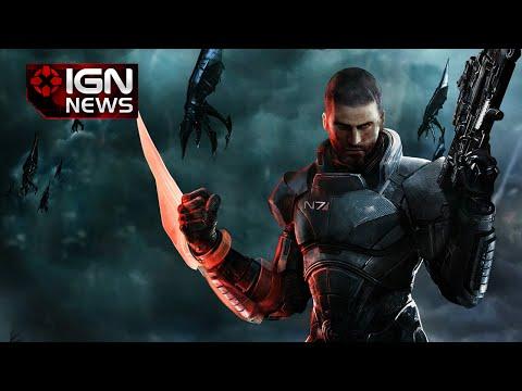 BioWare Developer Reveals Behind the Scenes Mass Effect 4 Image - IGN News